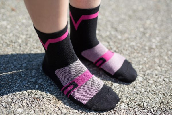 Dogmasocks velocity pink woman