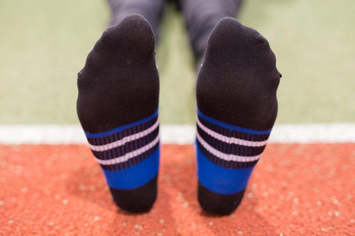 dogmasocks run falcon indigo feet design